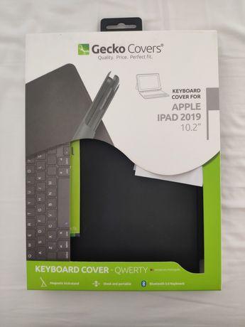 Capa com teclado para iPad 10.2