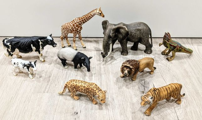 Фигурки животных Schleich
