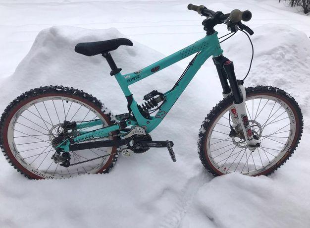 Commencal supreme fr велосипед