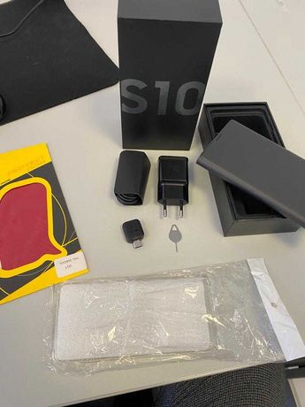 Samsung S10 8/128Gb (Black) Desbloqueado