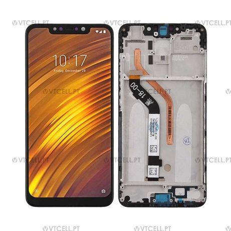 Ecra LCD + Touch Com Frame para Xiaomi Pocophone F1