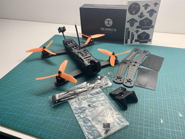 Tbs Vendetta V2 dron wyścigowy FPV Crossfire