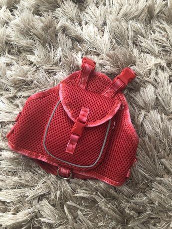 Szelki plecak dla psa