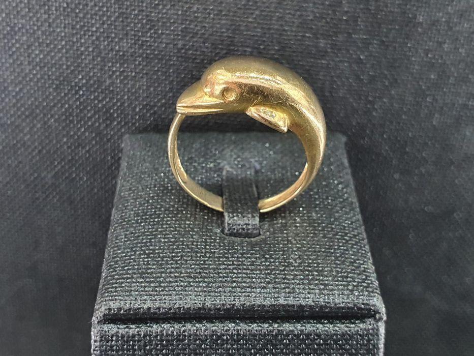Anel ouro Carcavelos E Parede - imagem 1