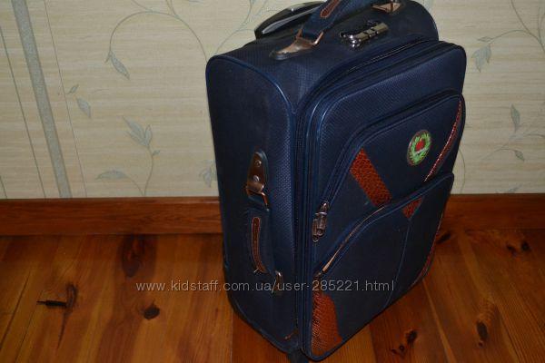 Качественный чемодан б/у есть ОЛХ доставка