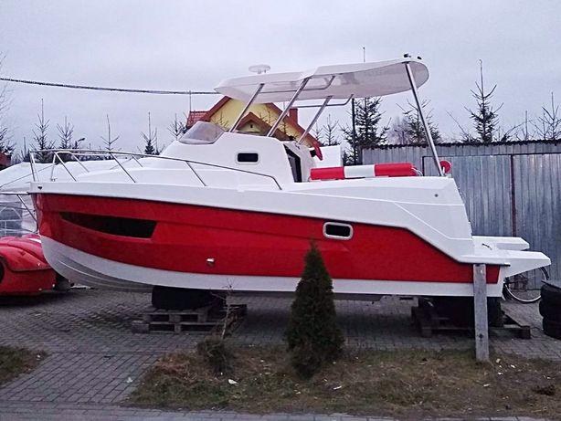 Nowość jacht motorowy Endorphine napęd elektryczny