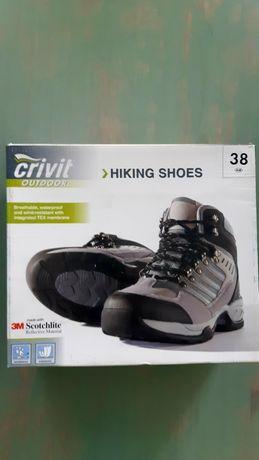 Buty trekingowe damskie