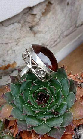 Metaloplastyka Warmet Orno pierścionek