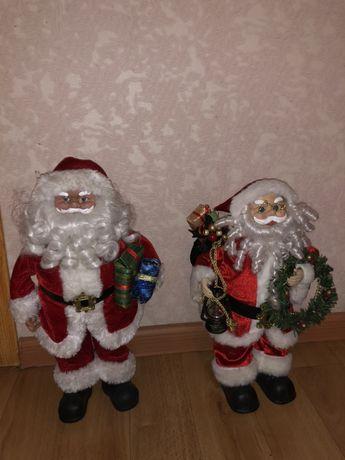 Дед мороз Новогодний донецк