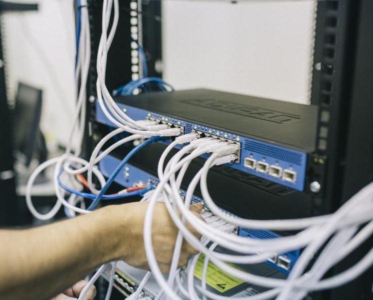 Ремонт сетей. Обслуживание, прокладка и настройка в г. Днепр и область