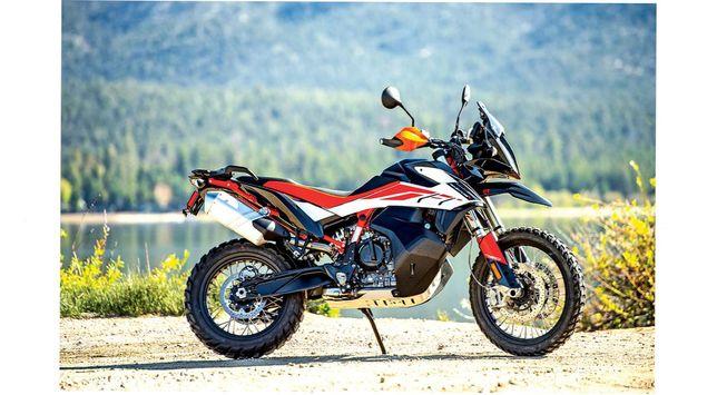 Топ продаж Мотоцикл KTM 790 ADVENTURE R Новый без пробега