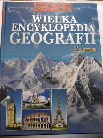 Wielka Encyklopedia Geografii - Europa
