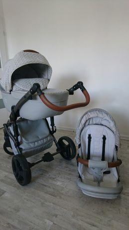 Wózek dziecięcy 2w1 Junama