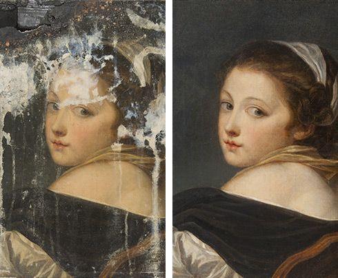 Картины Иконы реставрация любой сложности.портреты маслом.качество