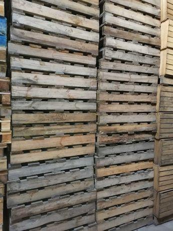 Sprzedam palety drewniane 200 sztuk 1m*1,2m