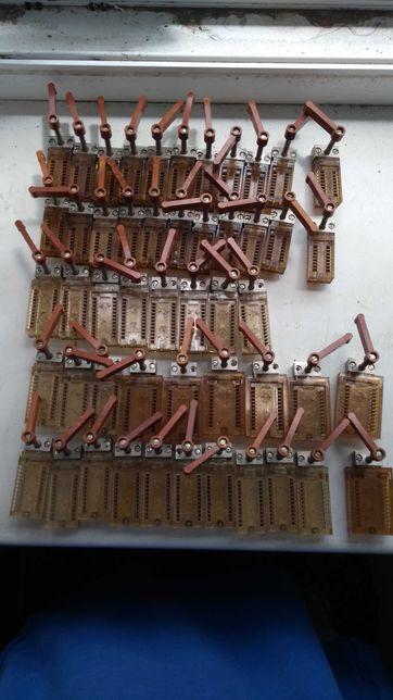 Панель разъем под микросхемы радиодетали ссср