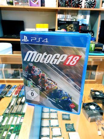 Gra MotoGP 18 PS4