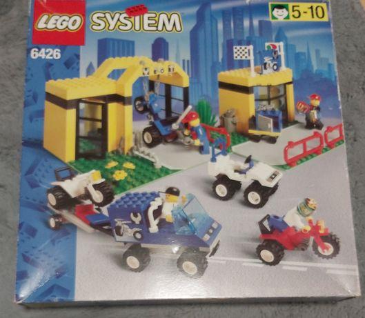 Nowy zestaw Lego 6426 warsztat