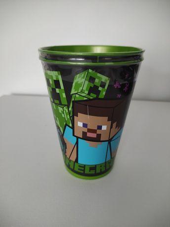 Zestaw dwóch kubków dziecięcych Minecraft