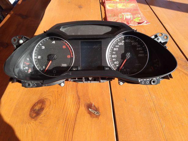 Zegary Audi a4 b8 2.0 tdi