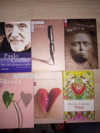 Zestaw książek Paulo Coelho