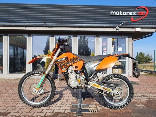 KTM EXC 525 EXC525 RFS Motorex DP Gniezno