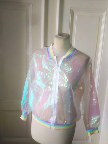 Bardzo ładna i modna bluza bomberka