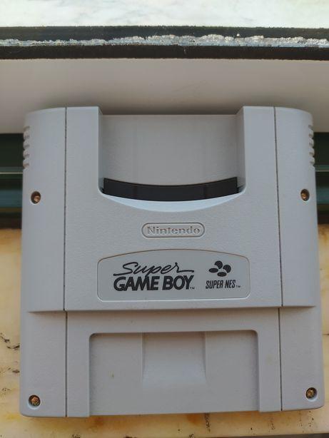 Cartucho Super Game Boy Super NES Nintendo