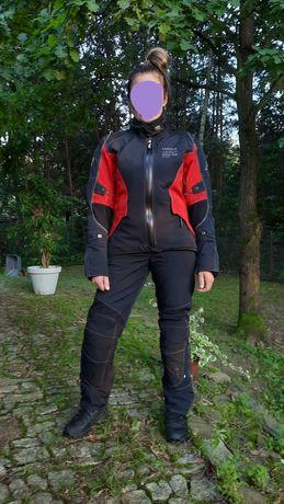 Kombinezon motocyklowy damski RUKKA GORE-TEX rozm.36 (38)