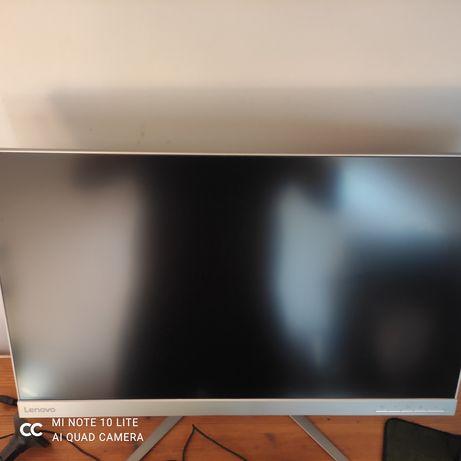 Monitor Lenovo L27q-10 2560x1440p 2K, IPS