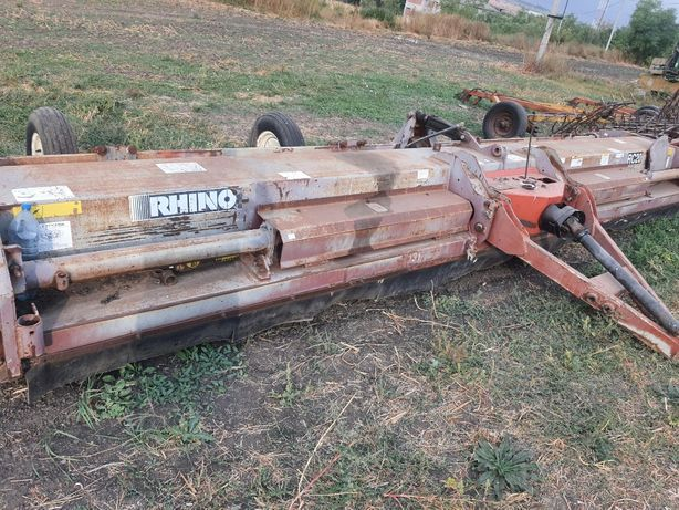 Мульчирователь измельчитель пожнивных остатков RHINO RC20