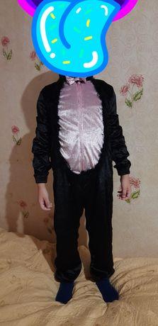 Карнавальный новогодний костюм котика кошечка котик
