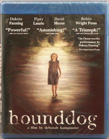 """Hounddog"" Blu-Ray USA bez PL !ABSOLUTNY UNIKAT!"