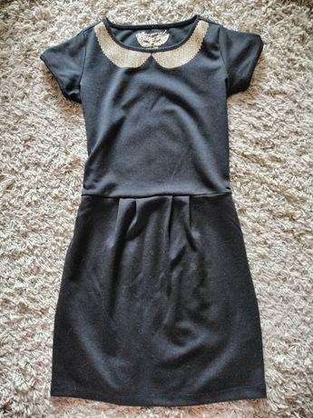 Reserved sukienka dzianina 140cm