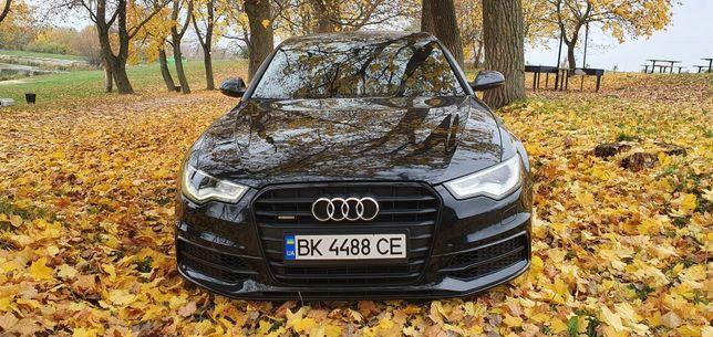 Audi A6 C7 quattro 3.0 TDI 180kw