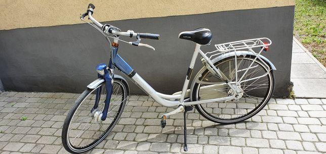 Rower holenderski Batavus 8 biegow Rama 57