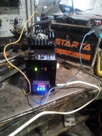 Правильное зарядное для аккумуляторов