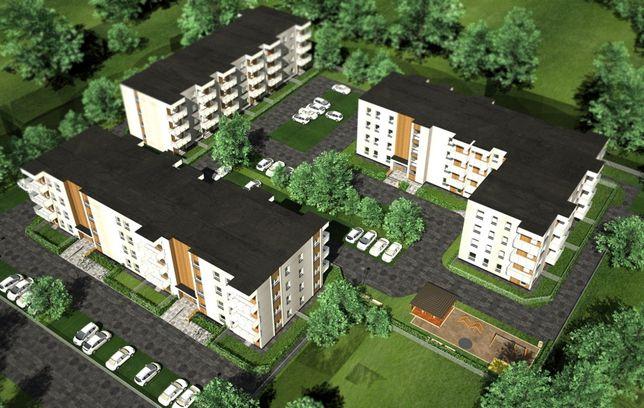 Siedlce, ul. Gospodarcza, mieszkania 35 - 72 m2