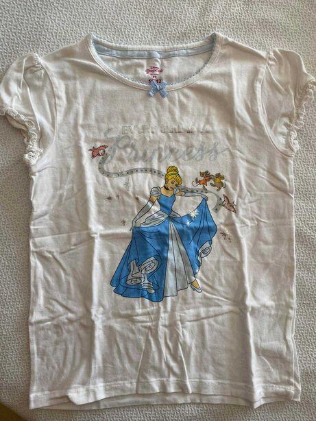 T-shirt Disney Princess 10-12
