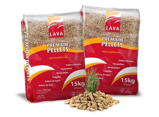 Pellet LAVA z dostawa GRATIS pelet Premium Lawa Pelleton Olczyk Fenix