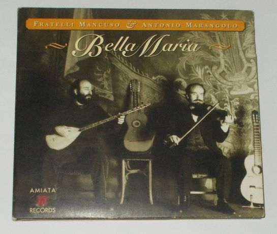 Bella Maria Mancuso Marangolo CD Unikat