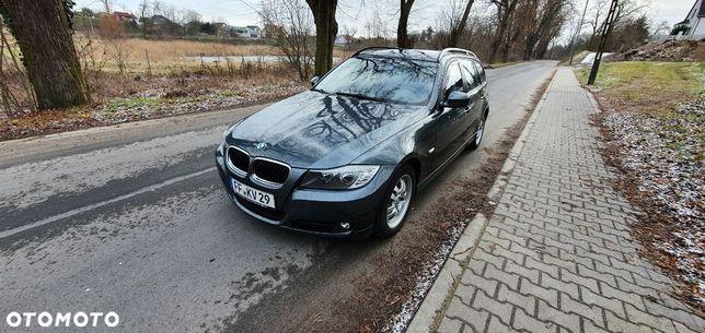 BMW Seria 3 Mały przebieg panoramadach podgrzfotele czujnik parkowania alufelgi