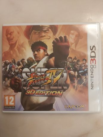 Street Fighter IV - 3D edition