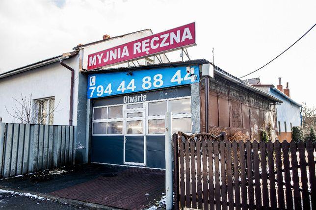Sprzedam/Odstąpię Myjnie Ręczną w Katowicach-Panewniki