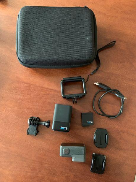GoPro HERO 6 Black + Oryginalna ładowarka + bateria