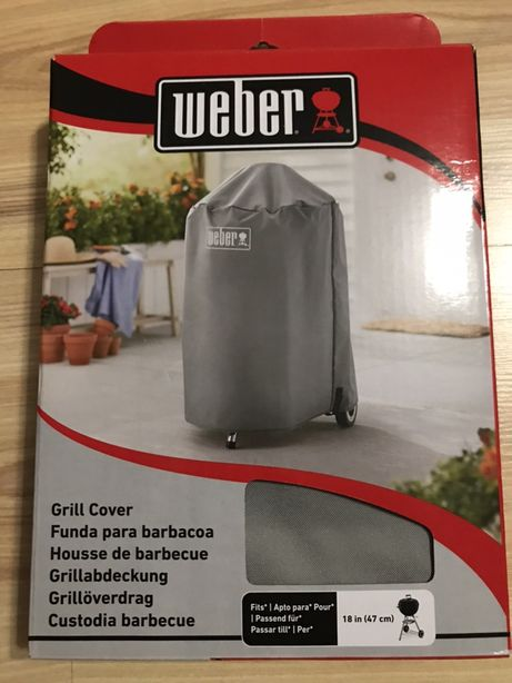 Weber pokrowiec na grilla 47cm Nowy!