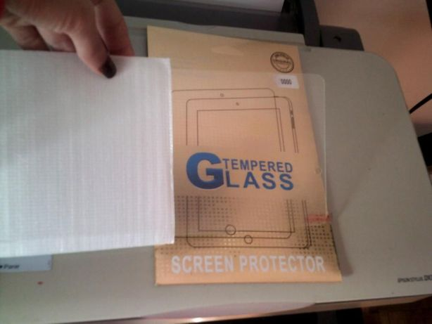 Protecção Visor Tablet - Nova