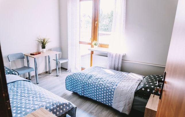 Dom| Noclegi POKOJE Kwatery PRACOWNICZE - Hotel Pracowniczy Poznań