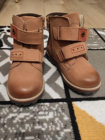 Kozaki rozmiar 27 buty zimowe