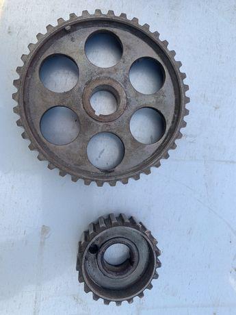 Шкив зубчатый на ВАЗ 2108 и др модели 8 кл. коленвала верхний и нижний